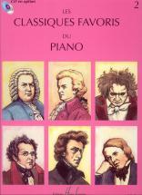 Classiques Favoris Vol.2 - Piano