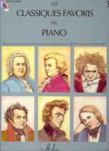 Classiques Favoris Vol.3 - Piano