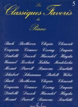 Classiques Favoris Vol.5 - Piano