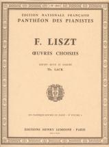 Liszt F. - Classiques Favoris Vol.9a - Piano