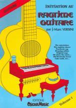 Versini Jean-marc - Ragtime Guitare - Guitare
