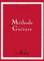 Aguado Dionisio - Methode De Guitare (dussart) - Guitare