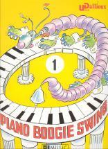 Dallioux Ulrich - Piano Boogie Swing Vol.1 - Clavier