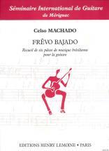Machado Celso - Frevo Bajado - Guitare
