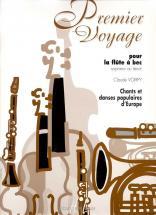 Voirpy Alain - Premier Voyage - Flute A Bec Soprano