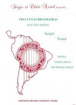 Assad Sergio - Tres Cenas Brasileiras - 2 Guitares