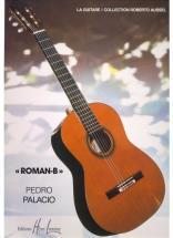 Palacio Pedro - Roman B - Guitare