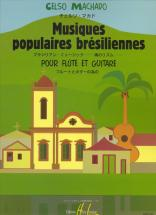 Machado Celso - Musiques Populaires Bresiliennes - Flute, Guitare