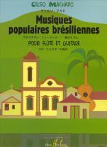 Machado Celso - Musiques Populaires Bresiliennes - Flute, Guitare