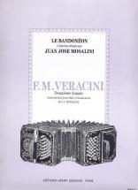 Veracini Francesco-maria - Sonate N°2 - Flute, Bandoneon