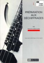 Darizcuren Francis - Preparation Au Dechiffrage Vol.3 Et 4 + Cd - Guitare Basse