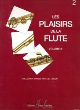 Urbain Luc - Les Plaisirs De La Flute Vol.2 - Flute, Piano