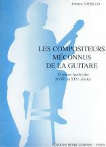 Vitiello Frederic - Compositeurs Meconnus - Guitare
