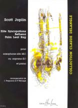 Joplin Scott - Elite Syncopations / Bethena / Palm Leaf Rag - Saxophone, Piano