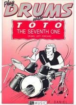 Daniel Francois - Play Drums : Toto - Batterie