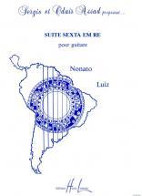Luiz Nonato - Suite Sexta Em Re - Guitare