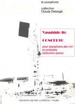 Ito Yasuhide - Concerto - Saxophone Alto, Piano