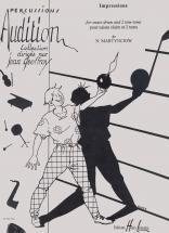 Martynciow Nicolas - Impressions - Caisse-claire, 2 Tom-toms