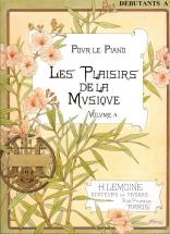 Les Plaisirs De La Musique Déb.a - Piano