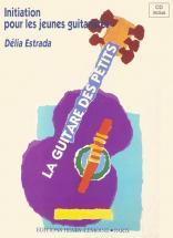 Estrada Délia - La Guitare Des Petits  + Cd