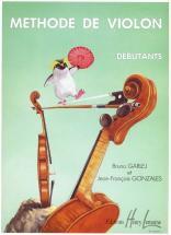 Garlej B. / Gonzales J.-f. - Méthode De Violon Vol.1