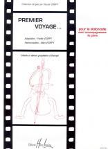 Voirpy Alain - Premier Voyage - Violoncelle, Piano