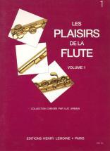 Urbain Luc - Les Plaisirs De La Flute Vol.1 - Flute, Piano