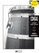 Montesinos Francis - Congas, Rythmes Afro-cubains + Cd - Percussion