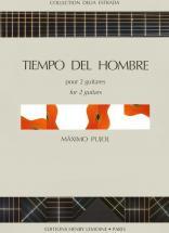 Pujol M.d. - Tiempo Del Hombre - 2 Guitares