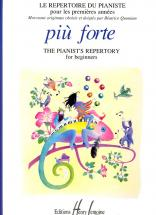 Quoniam Béatrice - Piu Forte - Piano