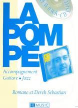 Romane - La Pompe : Accompagnement Jazz + Cd - Guitare