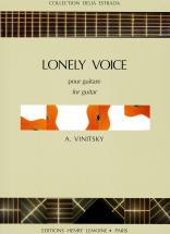 Vinitsky Alexander - Lonely Voice - Guitare