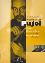 Pujol Maximo Diego - Suite Buenos Aires - Flute, Guitare