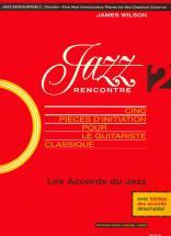 Wilson James - Jazz Rencontre Vol.2 - Guitare