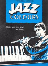 Stokes Russell - Jazz Colours - Flute, Piano
