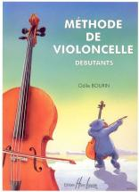Bourin Odile - Méthode De Violoncelle Vol.1 Pour Débutants