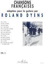 Dyens Roland - Chansons Françaises Vol.2 - Guitare