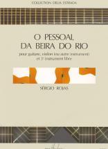 Rojas Sergio - O Pessoal Da Beira Do Rio - Violon, Guitare