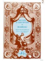 Rameau Jean-philippe - Recueil D