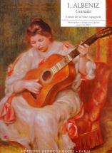 Albeniz Izaac - Granada - Guitare