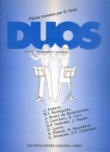 Hunt Simon - Duos - 2 Flutes