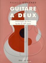 Goudard Francis - Guitare A Deux - 2 Guitares