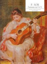 Sor Fernando - Fantasia Op.4 N°2 - Guitare