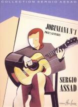 Assad Sergio - Jobiniana N°1 - 2 Guitares