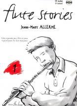 Allerme Jean-marc - Flute Stories Vol.1 + Cd - Flute, Piano