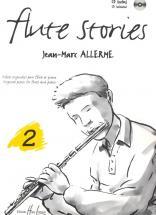 Allerme Jean-marc - Flute Stories Vol.2 + Cd - Flute, Piano