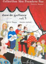 Masson T. / Guillem P. - Duos De Guitares Vol.1