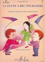 Veczan Sonya - Flûte à Bec Enchantée Vol.3