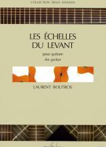 Boutros Laurent - Echelles Du Levant - Guitare