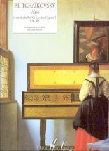 Tchaikovsky P.i. - Valse Extrait Du Lac Des Cygnes - Piano